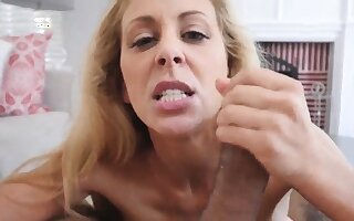 Hardcore anal feet roguish time Cherie Deville in