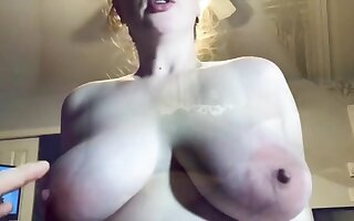 Cum Hungry Amateur Fucks Increased by Begs To Be Covered In Jizz Pov