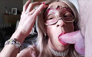 Shemale Oral Masterclass - Hd Blear porn