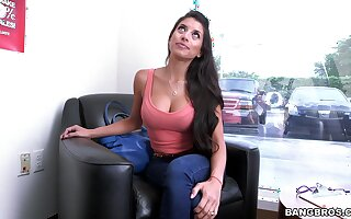 Herculean inches for a catch hot formulation chick relating to scenes of dirty porn