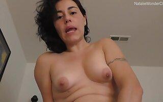 Lustful latina MILF unbelievable porn video