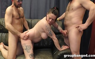 Two Queens Knit The Jizz At large Of Everyone - Adrienne Kiss