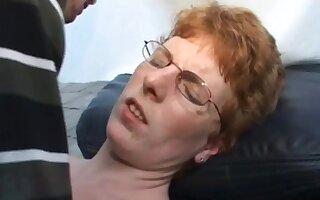 Dutch redhead want a real sex