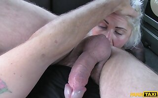 Tallulah in Tattooed lady loves dirty anal sex - FakeTaxi