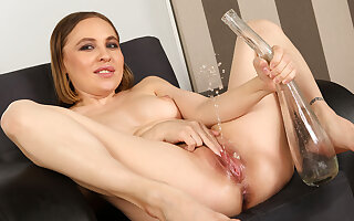 Lexy Star in Paddling in Pee at Puffy Network - WetAndPissy
