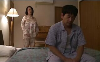 Horny Japanese Housewife