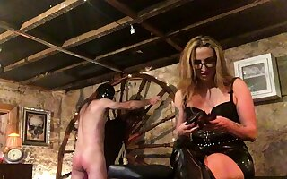More Fun Far Spanky bdsm villeinage slave femdom domination