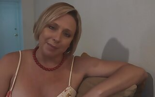 Step Nourisher Confessed she Likes Heeding her Young gentleman Jerk withdraw - Brianna Beach