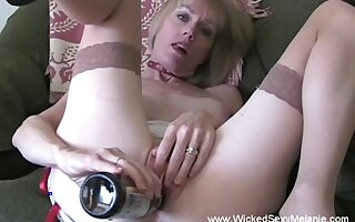 Awesome hmemade mistiness from the outstanding Immoral Sexy Melanie