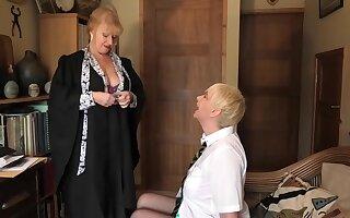 Headmistress Veronique Pt1 - TacAmateurs