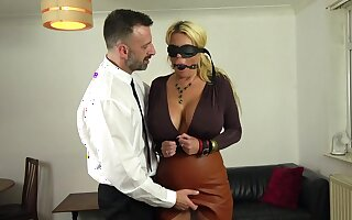 Chesty Shannon Boobs gets her ass with the addition of pierced pussy banged enduring